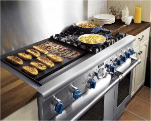 Cocineta en color gris