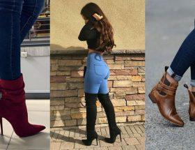 Conceptos básicos para comprar botas y zapatos