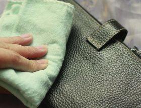Mantenimiento de tu bolsa de cuero PU