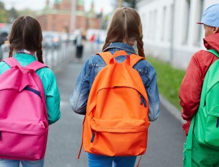 mochilas para el nuevo año escolar