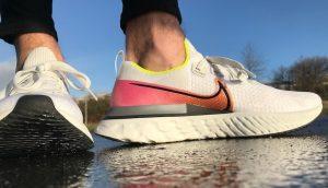 Nike React Free Run Flyknit