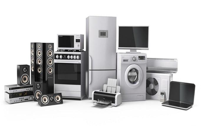 pantallas, hornos, estufas, refrigerado