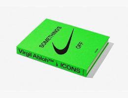 Icons, libro de la colaboración Nike y Virgil Abloh