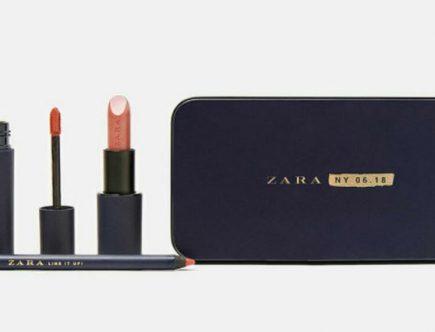 Línea de maquillaje de Zara