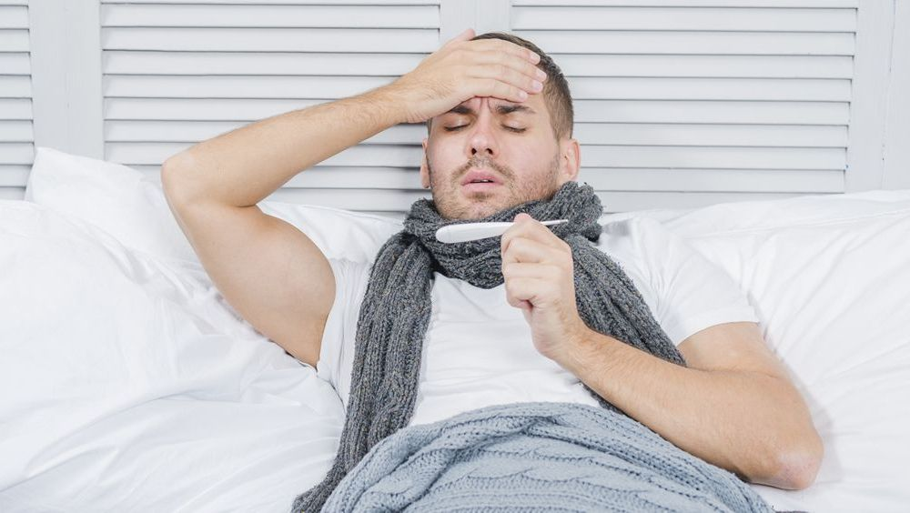 gripe porque sucede
