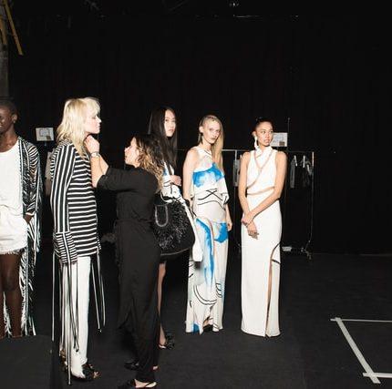 Semana de la moda en Londres