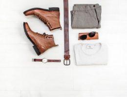 Elegir un cinturón de piel para hombre